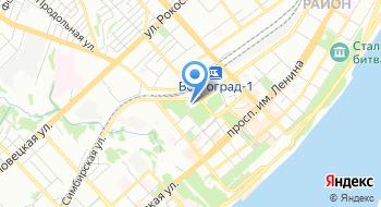 Диамант-Волга на карте