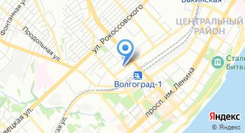Волгоградвзрывпром на карте