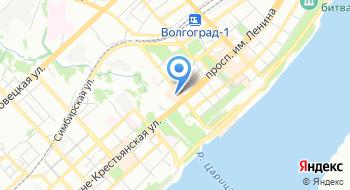 Первый Волгоградский канал Муниципальное телевидение Волгограда на карте
