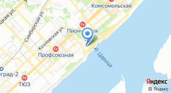 Вода Волга Воздух на карте