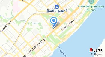 Ассоциация профессиональных гидов и переводчиков Волгограда на карте