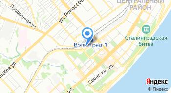 Железнодорожная поликлиника № 1 на карте