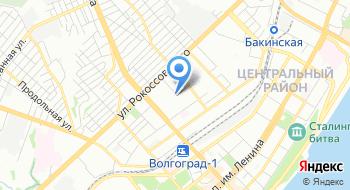 Кроссовки-Волгакит на карте