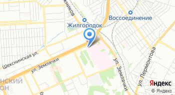 Судебно-гистологическое отделение Волгоградского обласного бюро судебно-медицинской экспертизы на карте