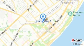Дегтярский металлургический завод (Тз - Авалда) филиал в г. Волгоград на карте