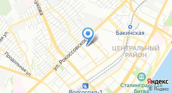 Торговый сервисный центр на карте