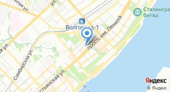 Волгоградский Государственный медицинский университет, фармацевтический факультет на карте