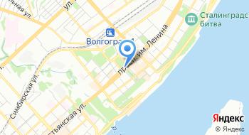 Хостланд на карте