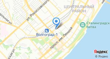 Царицынский Пассаж на карте