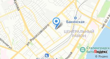 Рынок Ткачёвский на карте
