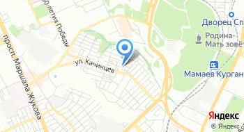 ГБУЗ Вокнд Диспансерное отделение Дзержинского района на карте