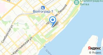 Волгоградское региональное отделение ЛДПР на карте