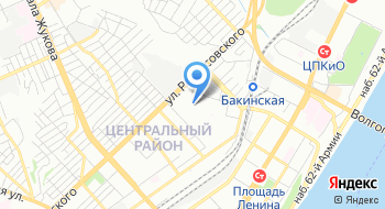 Волгоградоблгостехнадзор Инспекция по городу Волгограду на карте