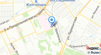 Микрохирургия глаза им. академика С.Н.Федорова на карте