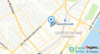 Телекомпания Волгоград 1 на карте