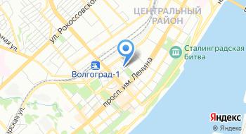 Волгоградская областная универсальная научная библиотека имени М. Горького на карте