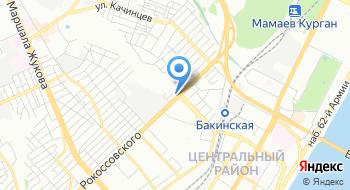 Центр автопроката на карте