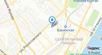Автомотосервис на карте