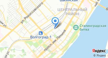 ГКУВО Государственный архив Волгоградской облости на карте