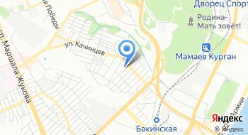 МОУ Детский сад №23 на карте