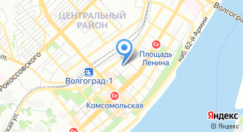 АН Интраст на карте