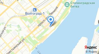 Волгоградконцерт на карте