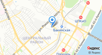 ОУФМС России по Волгоградской области в Центральном районе на карте