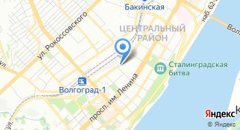 Tattoo Koolibin Stalingrad на карте