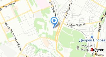Стрелковый комплекс Профессионал на карте