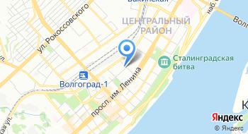 Хорд на карте