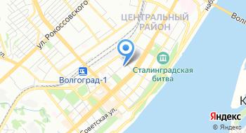 VIP Такси34 на карте
