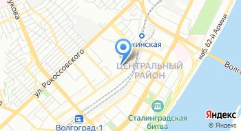 Центральный РОСП на карте