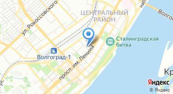 Волгоградский центр по гидрометеорологии и мониторингу окружающей среды на карте