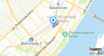 Интуравто на карте