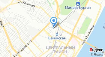 Бизкон Волгоград на карте