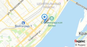 Волгоградский институт управления - филиал РАНХиГС на карте