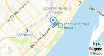 Автотехнический центр ВолгГТУ на карте