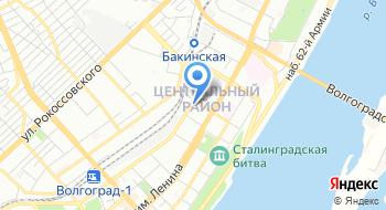 Зеркало на карте