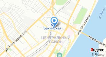Турбаза Тихий Дон, офис на карте