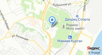 ВГТРК Волгоград-ТРВ на карте