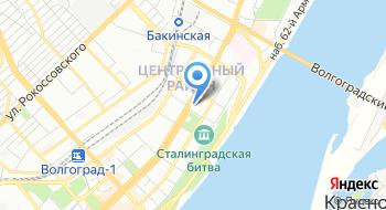 Волгоградский технический колледж на карте