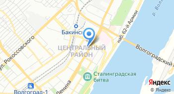 Термо-Волга на карте