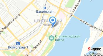 Гео50 Регион Волгоград на карте