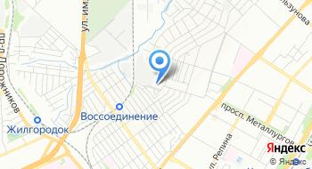Областной призывной пункт Волгоградской области на карте