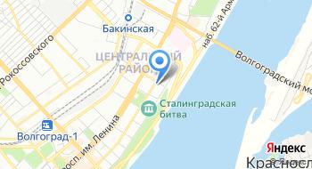Эквитас на карте