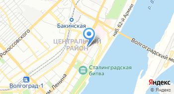 Областной Киновидеоцентр на карте