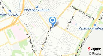 ВЦ Царицынская ярмарка на карте