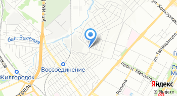 Волгоградская областная реставрационная мастерская на карте