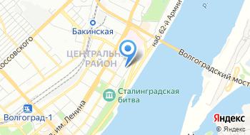 ВолгаБлоб на карте