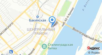 Поволжский центр судебных экспертиз на карте
